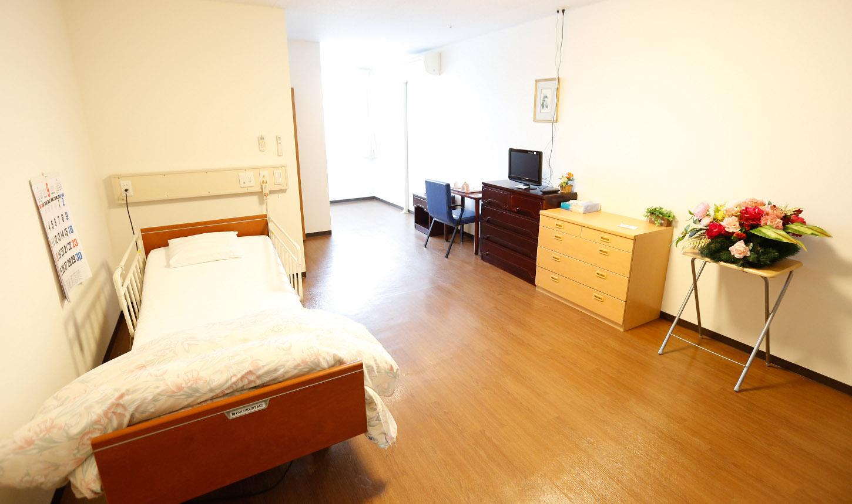 サービス付き高齢者住宅_個室